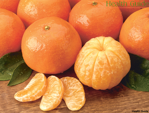 Oranges and tangerines will help you to stay healthy