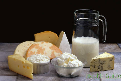 Why should you avoid coffee and dairy products in winter?