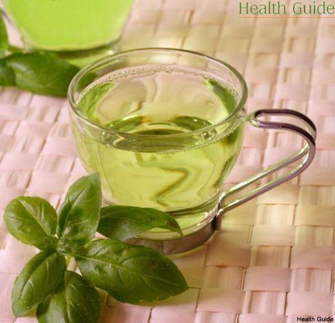 Properties of green tea