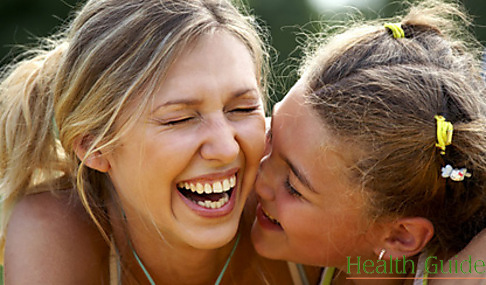 Laughter effectively improves our health