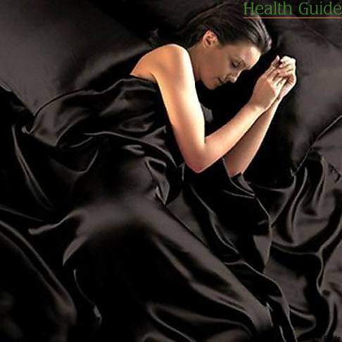 Silk bedding can improve your health