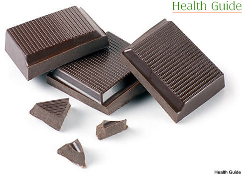 Dark chocolate for your health