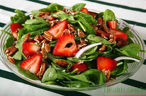 7 healthy salad recipes for each day of a week