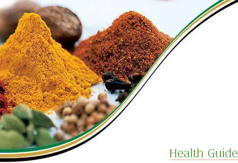 Spices make food tastier and healthier