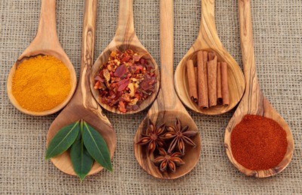 Spices that stop appetite