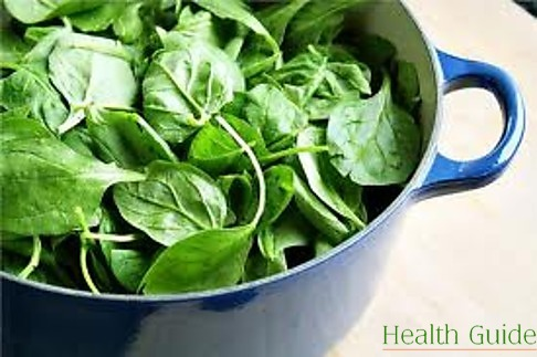 Some facts about spinach
