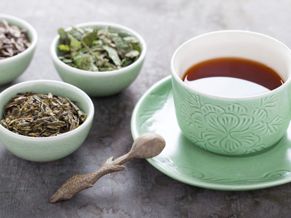 5 teas for those who want to lose weight