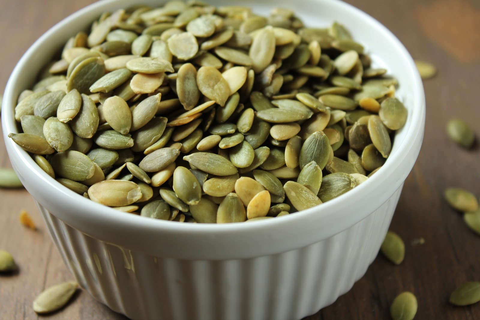 Pumpkin seeds for beauty and health
