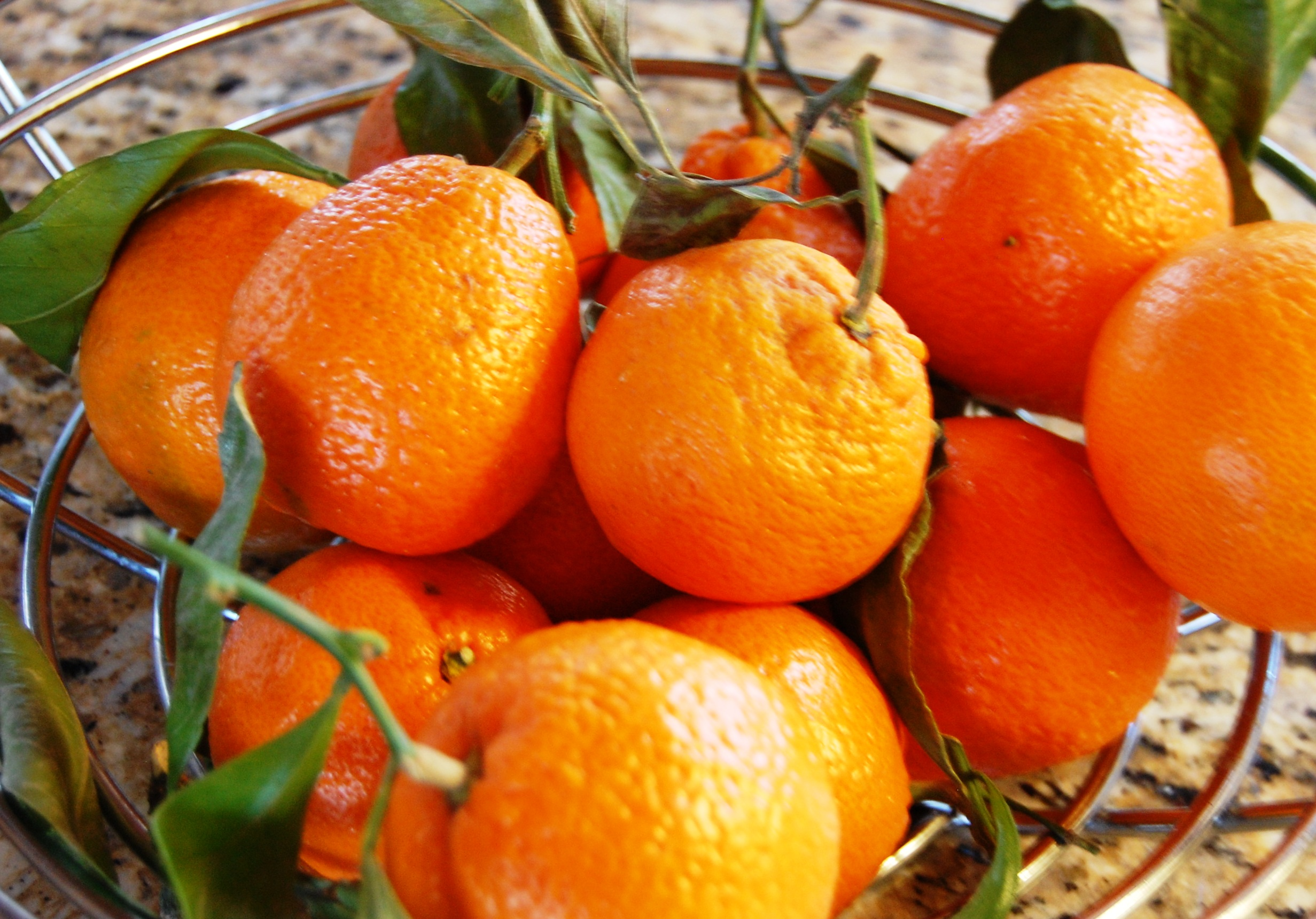 Why is it worth eating mandarins?