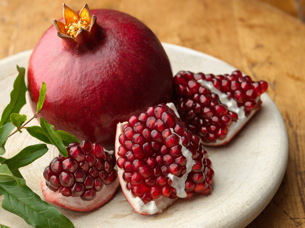 The benefits of pomegranate