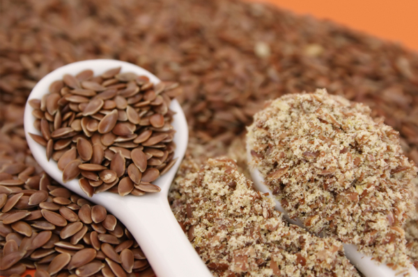 Control your weight with flax seeds