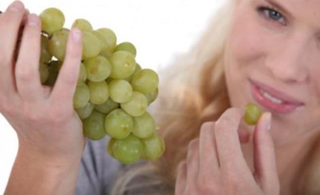 Grapes diet