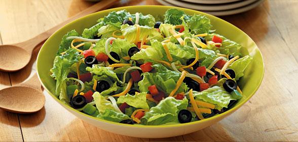 6 myths about salads