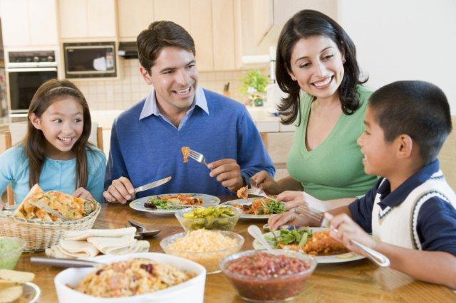 5 mistakes that we make during dinner