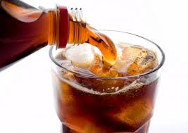 Fizzy drinks can damage your teeth