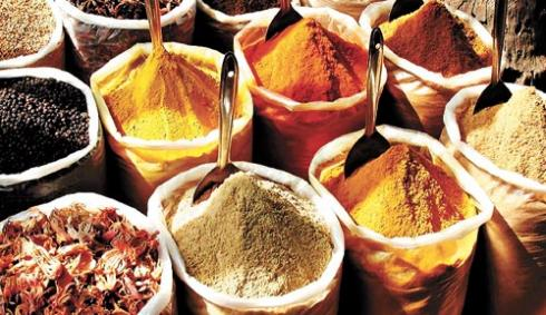 Top 5 spices that help to lose weight