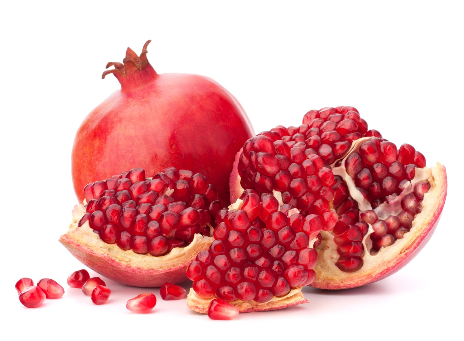 6 greatest properties of pomegranates