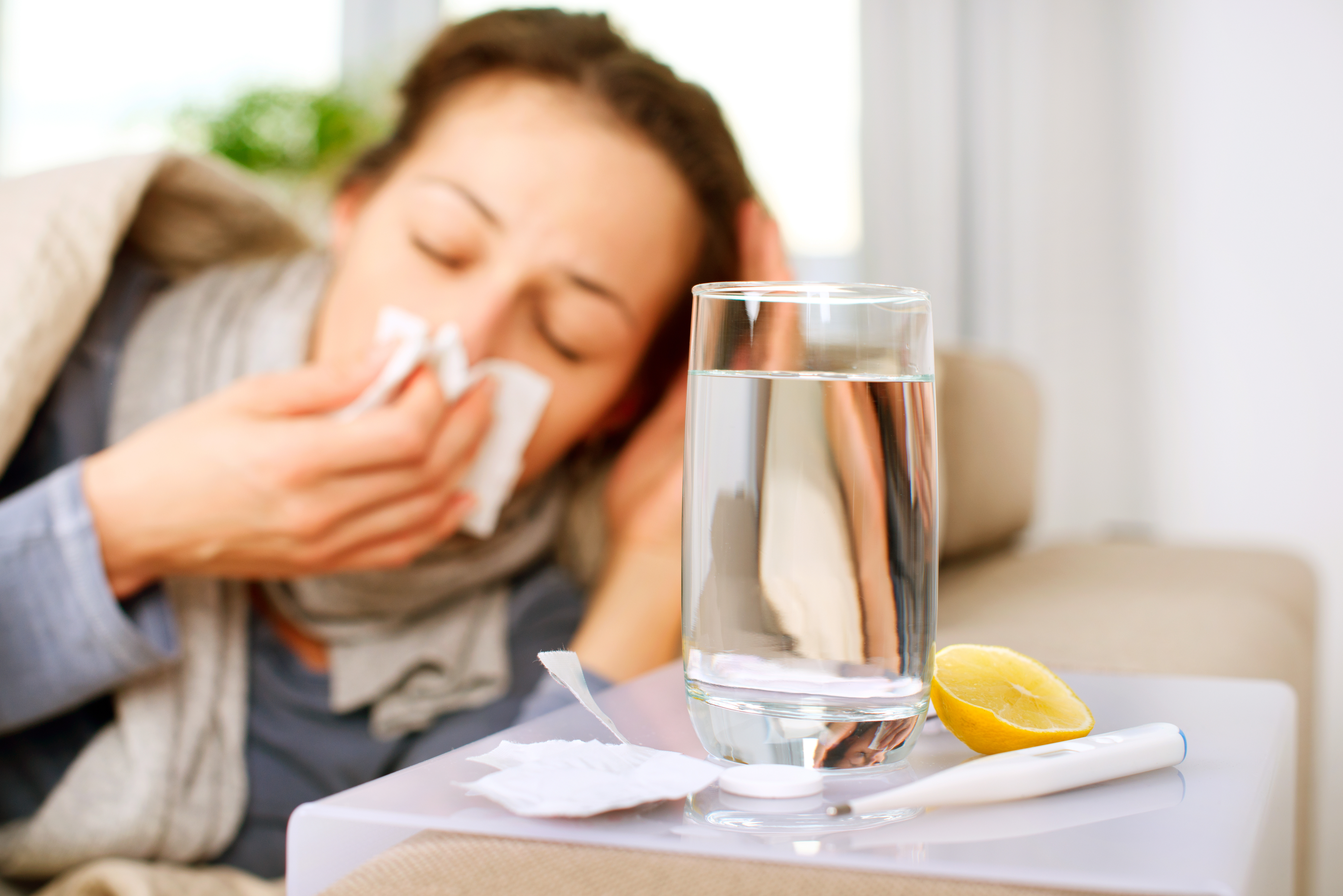 5 tips how to avoid colds