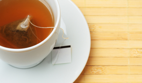 Tea breaks improve mood and help to work more productively