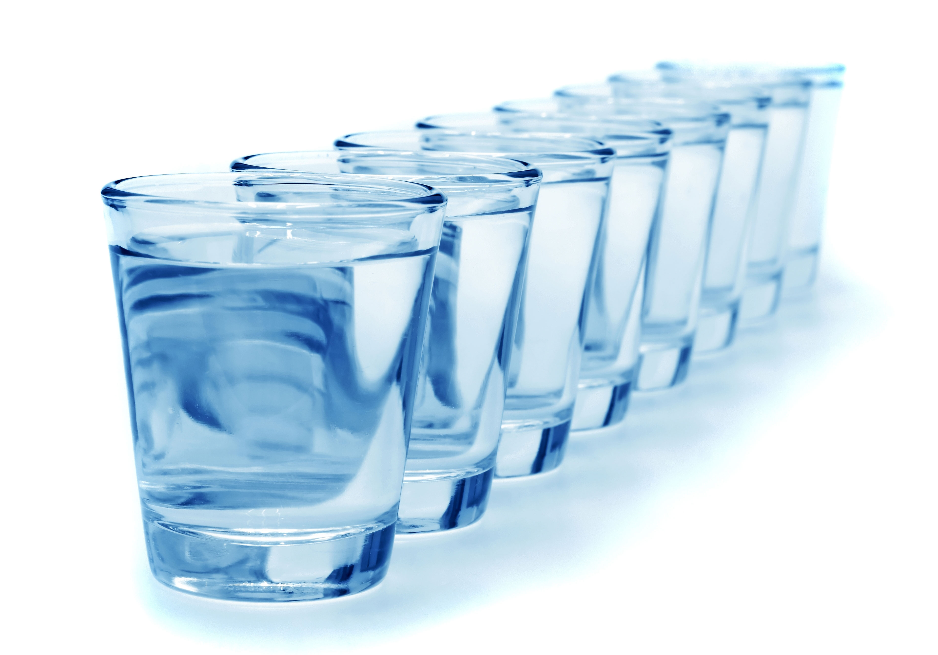 A glass of water will help prevent stroke and heart attack