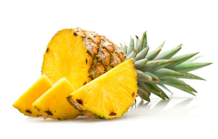 The benefits of pineapples