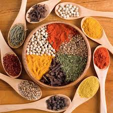Using spices when you are on diet