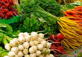 Top 3 vegetables for winter period