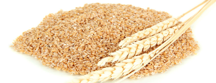 3 tablespoons of wheat germ a day and you can say goodbye to all unnecessary kilograms