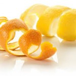 Orange – a secret of having white teeth