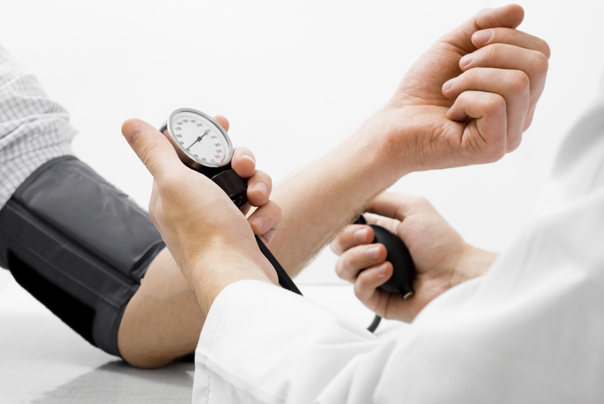 4 reasons of developing hypertension