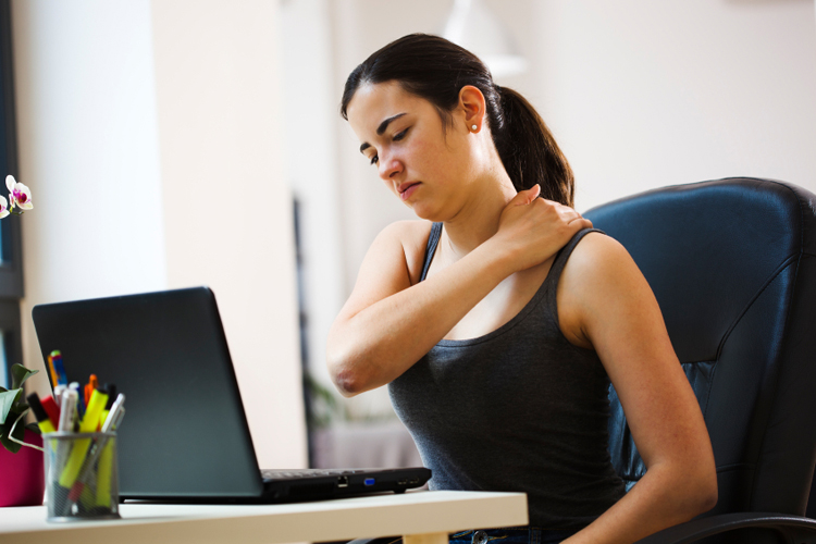 How to keep your weight stable when having a sedentary job?