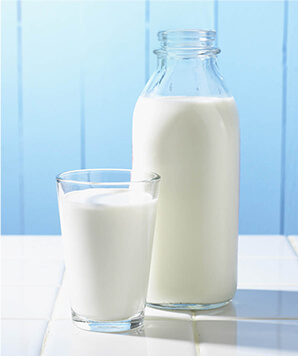 4 glasses of milk a day – a secret of youth and beauty